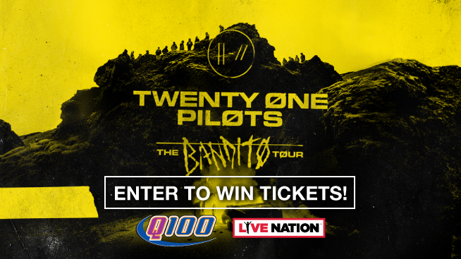 Enter for your chance to win Twenty One Pilots tickets!