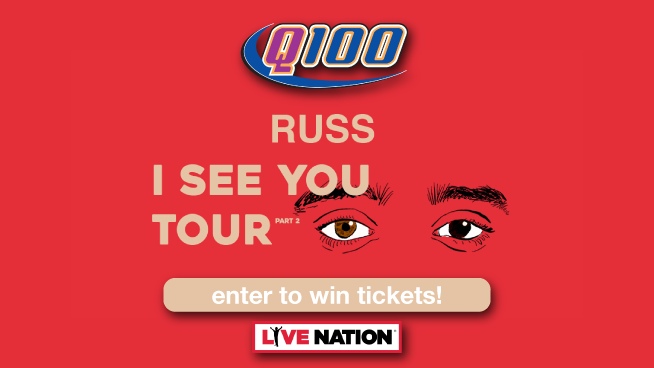 Enter to win tickets to Russ!