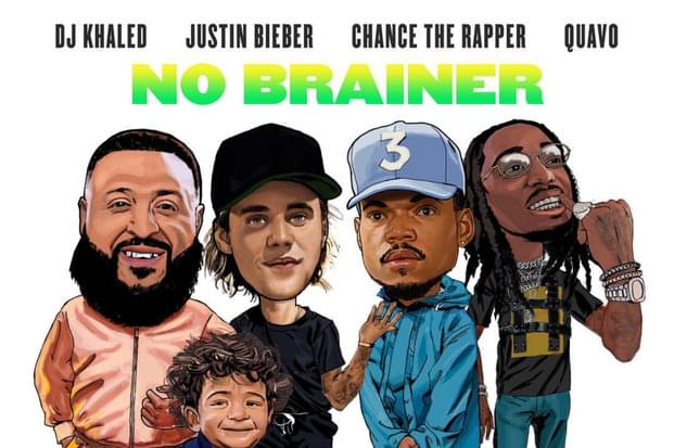 WATCH: DJ Khaled ft. Jusitn Bieber, Chance The Rapper & Quavo — 'No Brainer' [Official Video]
