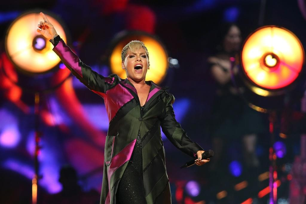 P!NK Hospitalized in Sydney – Postpones Concert
