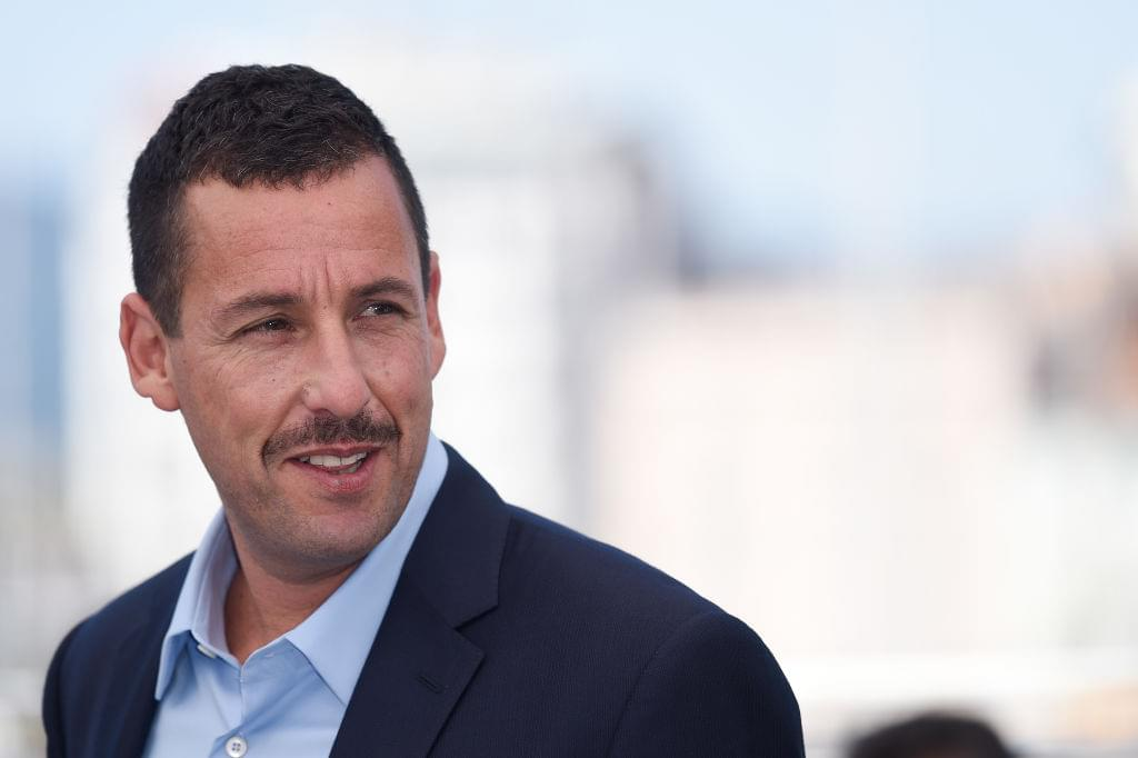 The Bert Show's Adam Sandler Appreciation Day