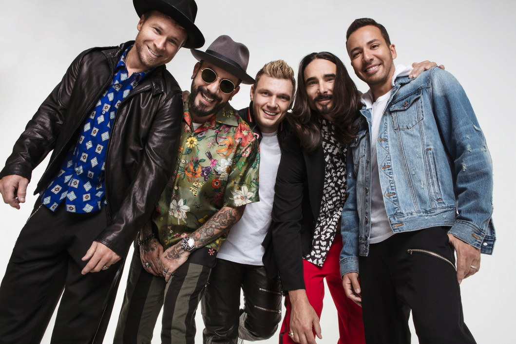 Listen all week for a chance to win tickets to see The Backstreet Boys!