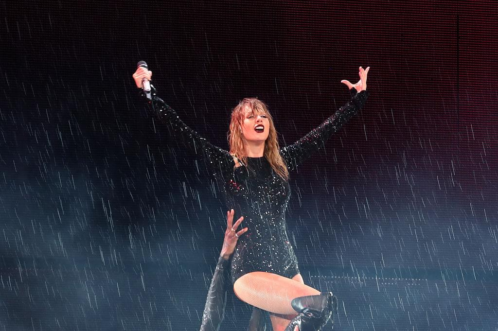 Taylor Swift Has Left Her Record Label