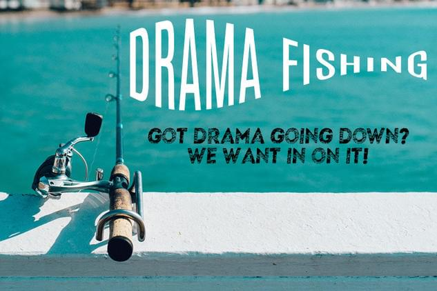 Drama Fishing PT 2: Her Husband Didn't Come Home Last Night…But Claims He Was At Work!