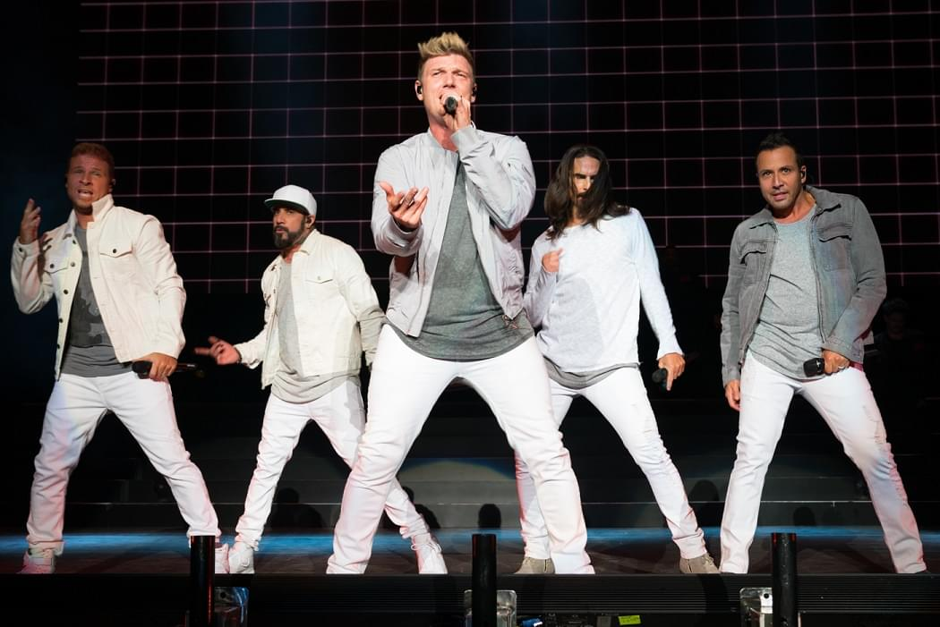 WATCH:  Backstreet Boys — 'Chances' [Official Video]