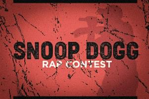 Snoop Dogg Rap Contest