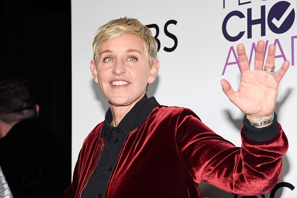 Ellen DeGeneres Brings Up Ending Her Talk Show