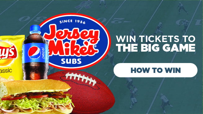Win a pair of tickets to see the Big Game and Pepsi Halftime Show