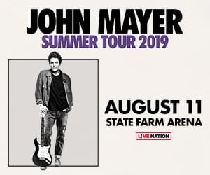 Aug 11 – John Mayer