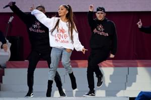 Ariana Grande To Headline Manchester Pride Two Years After Show Bombing