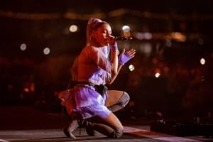 Ariana Grande Turns Coachella Into #Arichella