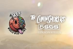 Win tickets to see The Chainsmokers and win $500!