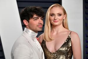 WEDDING BELLS! Joe Jonas And Sophie Turner Tie The Knot In Vegas