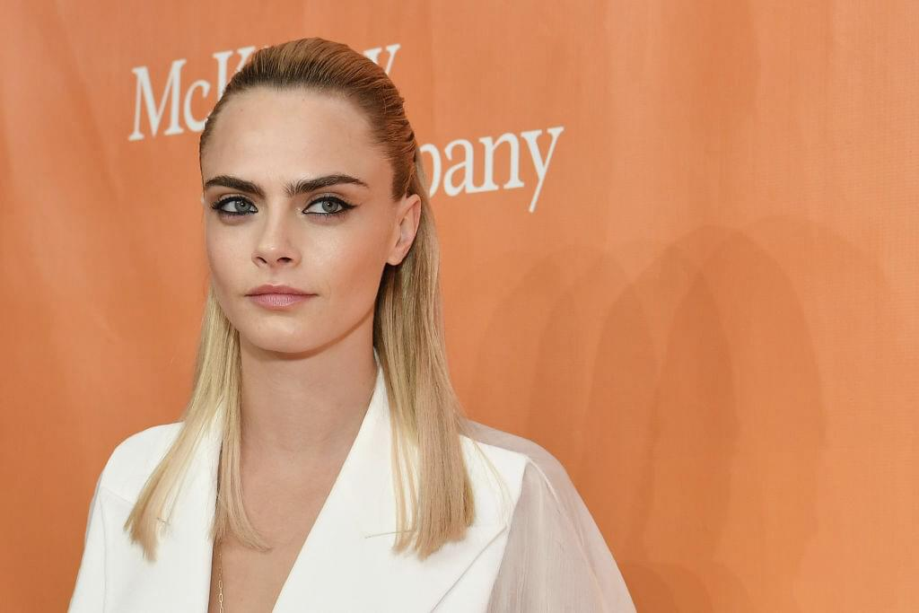 Cara Delevingne and Ashley Benson Go Public With Their Relationship