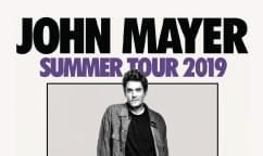 Win tickets to see John Mayer