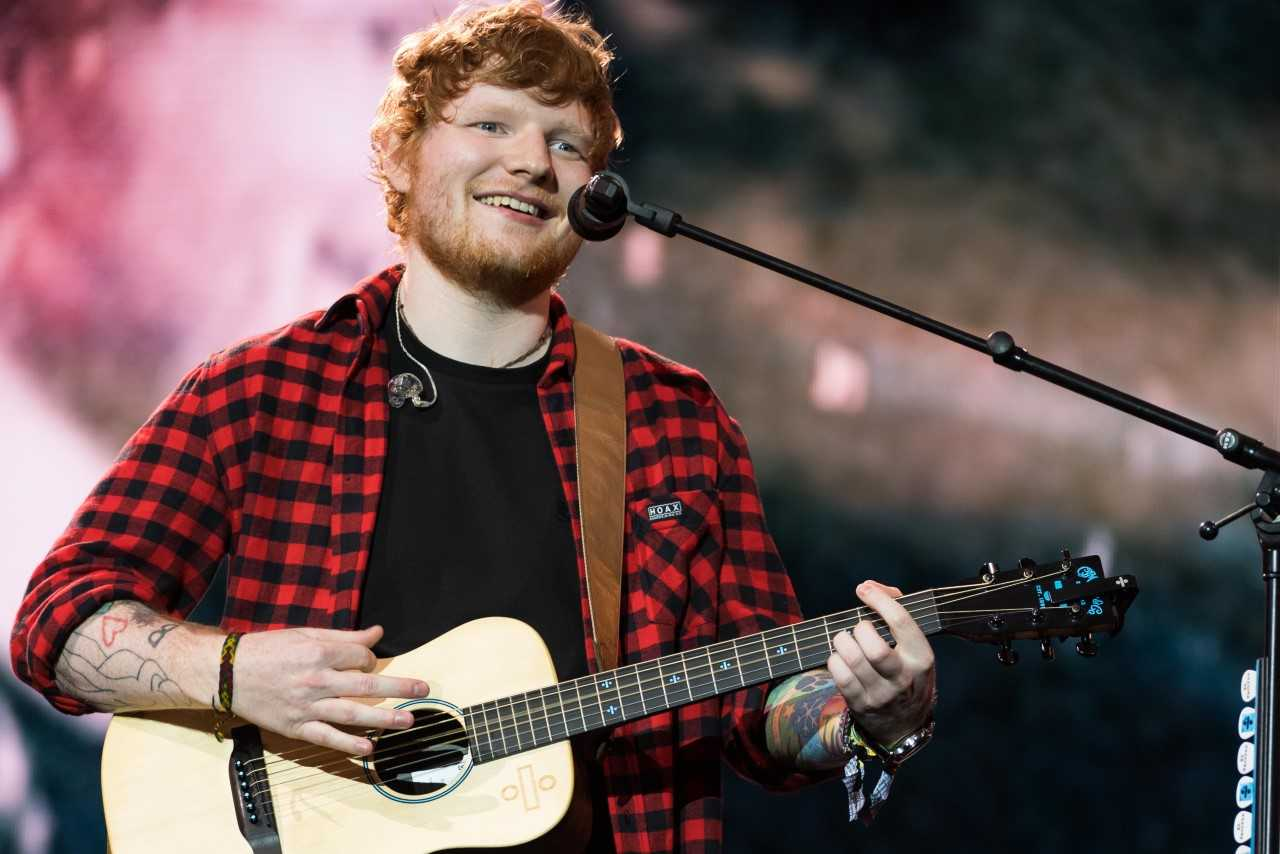 Ed Sheeran Drops New Collab Album