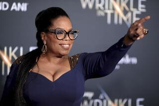 Oprah Winfrey Opens Private Road To Help Maui Fire Evacuations
