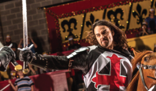 Win tickets to Medieval Times!