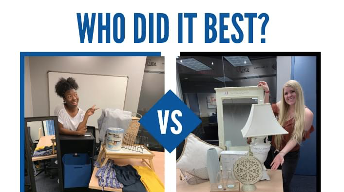 Who did it best? Vote here to win a shopping spree at Goodwill!
