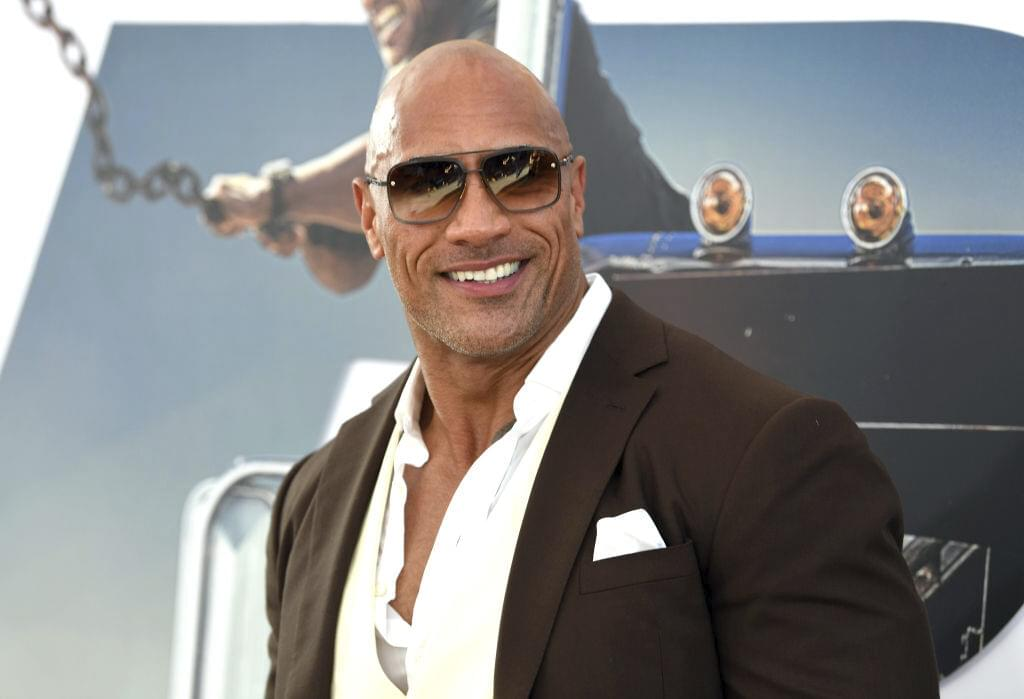 "Dwayne ""The Rock"" Johnson got Married in Hawaii!"