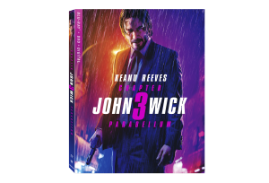 Win a John Wick: Chapter 3 – PARABELLUM Blu-Ray/DVD Combo Pack!