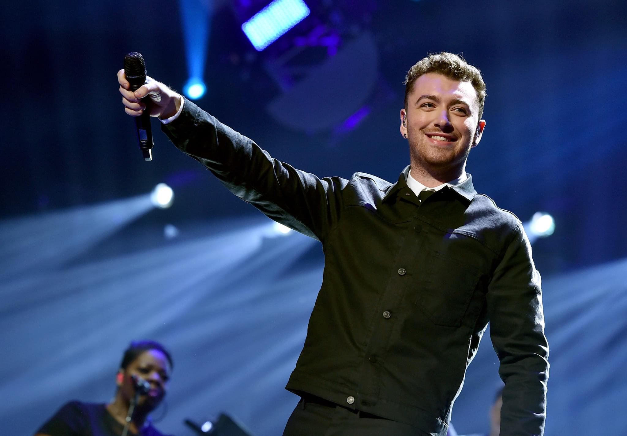 "Sam Smith Changes Pronouns ""They"" and ""Them"""