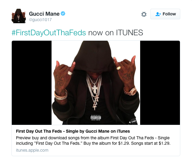 Gucci Mane Drops Pounds, Songs, and Clothing Lines?!