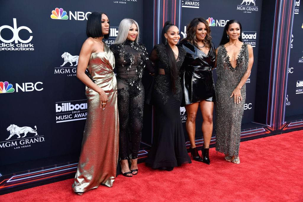 WATCH: Salt-N-Pepa + En Vouge Perform at the 2018 BBMAs
