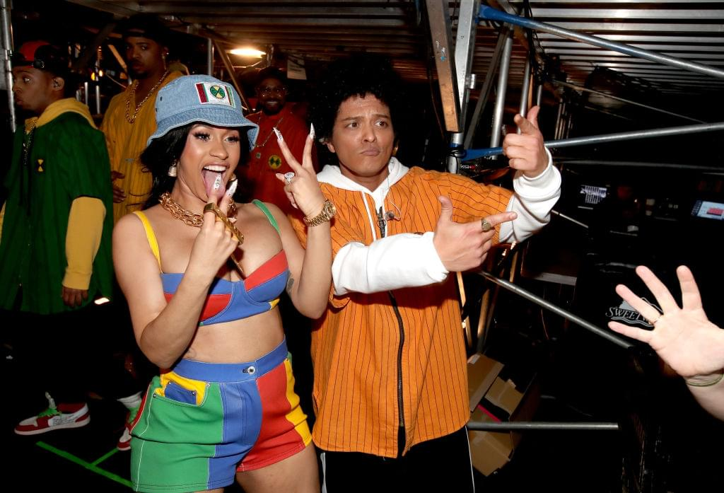Cardi B Pulls Out Of Bruno Mars Tour
