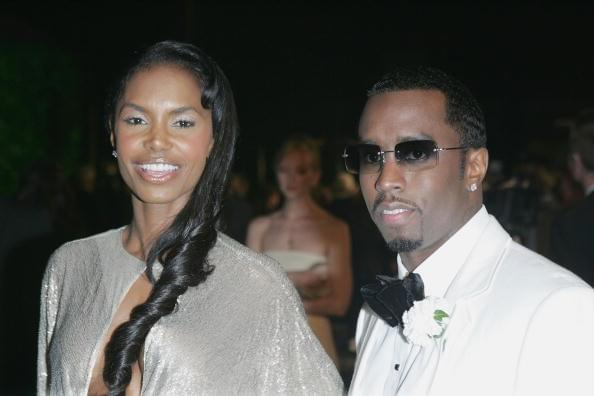 Diddy Speaks Out Following Kim Porter's Death