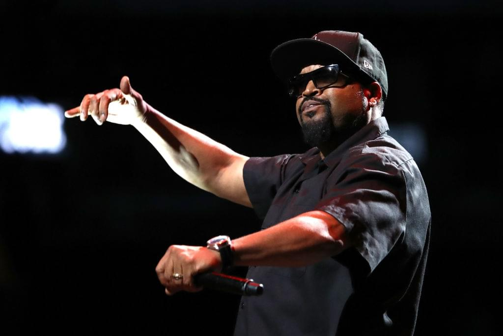 Ice Cube Sets Release Date & Reveals Track List for New Album
