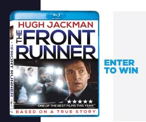 Enter to Win The Front Runner on blu-ray