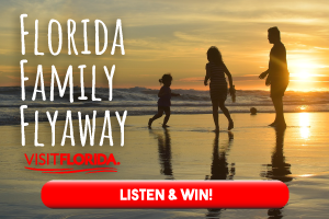 Win a Florida Family Flyaway to Hilton Daytona Beach! | News Radio 1067