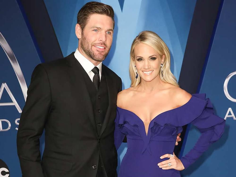 Carrie Underwood's Canadian-Born Husband Mike Fisher Becomes U.S. Citizen