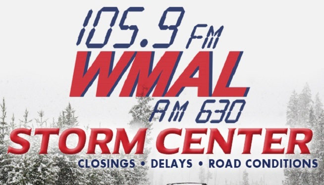 WMAL STORM CENTER – More Schools Delayed Friday