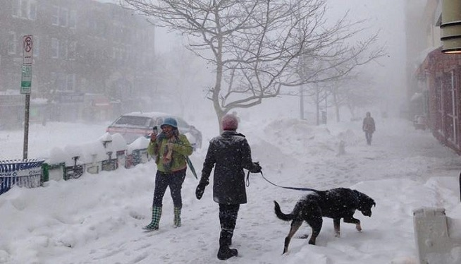 Winter Storm Warning Issued for DC Area