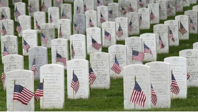 LISTEN: SEN. TOM COTTON Shared His Story Of Serving With 'The Old Guard At Arlington National Cemetery