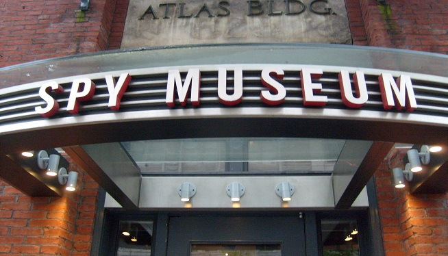 LISTEN: International Spy Museum's CHRIS COSTA Previewed The Museum's Big Move