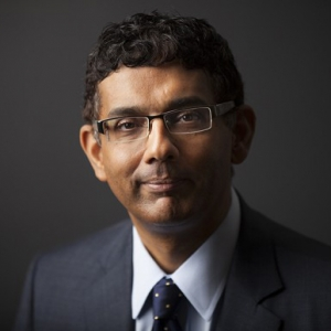 LISTEN: Author and Filmmaker Dinesh D'Souza: Identity Politics Is The Organizing Political Principle Of The Democratic Party