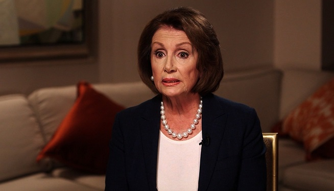 Pelosi on Comey: 'Maybe he's not in the right job'
