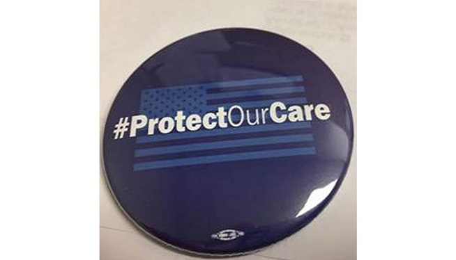 Democrats at Inauguration to Wear Pins Supporting Obamacare