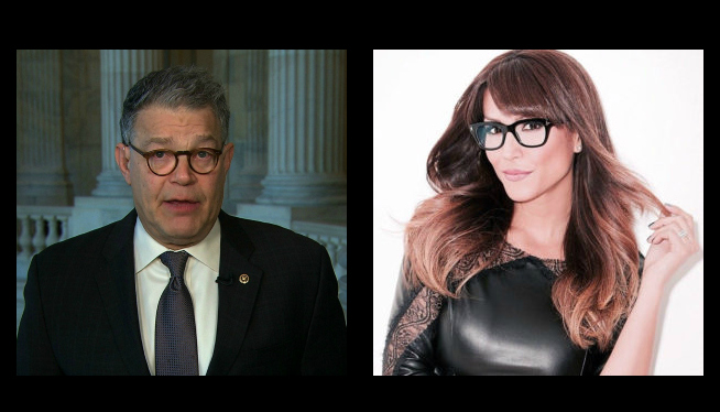 Radio Host Says Senator Al Franken Groped Her ON 2006 USO Tour