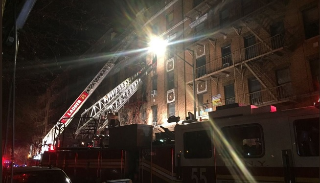 Worst NYC Fire' In 25 Years Kills At Least 12 In Bronx