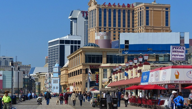 Save big on a wide range of Atlantic City hotels! Atlantic City is known for its live music scene, theater scene, and entertainment choices. Find hotels and other accommodations near Ripley's Believe It or Not Odditorium, Atlantic City Art Center, and Atlantic City Historical Museum and book today. Other sights in the area include Steel Pier.
