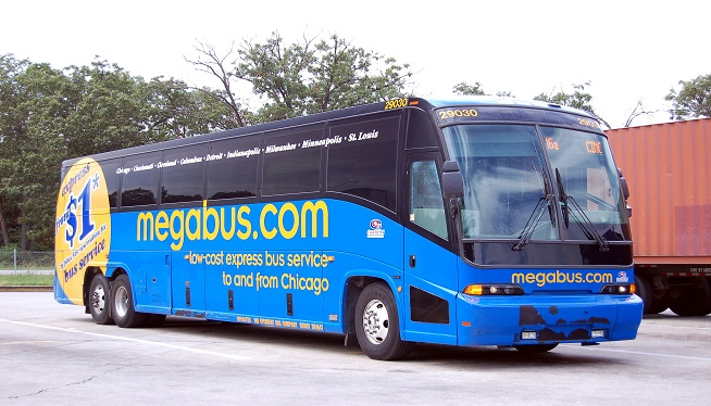 Megabus to launch daily service between annapolis new for Klakring motor co annapolis