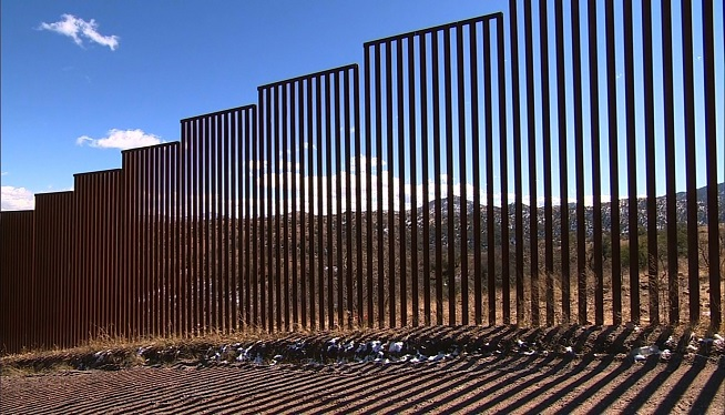 House Panel Would Provide $5b For Trump Border Wall
