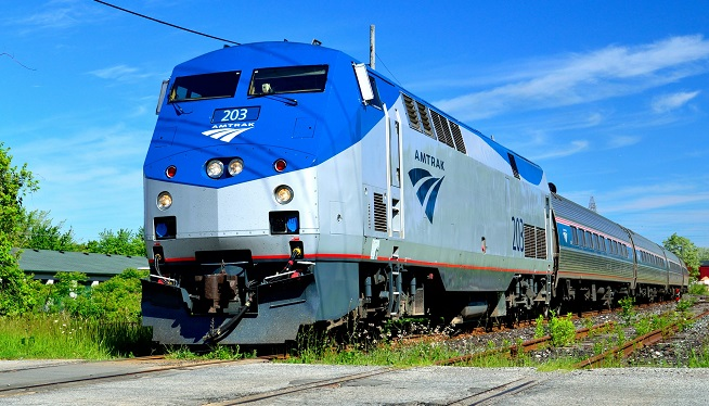 amtrak train stuck for more than 5 hours due to power issue 105 9