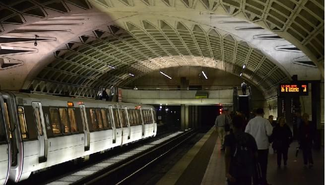 LISTEN: President Of D.C. Metro Union Jackie Jeter Describes What A Potential Metro Strike Would Look Like If No Deal Gets Done