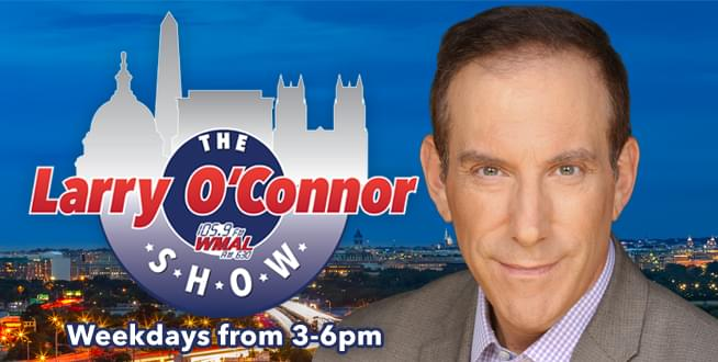 The Larry O'Connor Show 05.18.18
