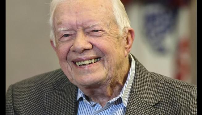 Jimmy Carter to teach Sunday school days after breaking hip